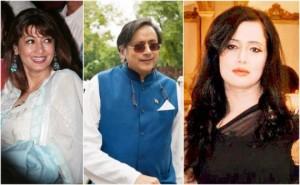 Minister Shashi Tharoor'