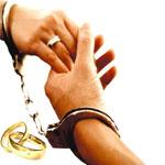 Marriage-handcuff
