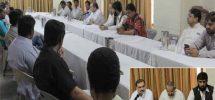 Jamaat e Islami luncheon meeting