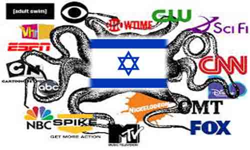 97 percent of world media controlled by jews