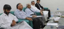 Guests in Academic Quality at Faran Club