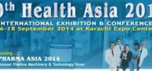 10th health asia expo