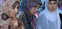 russian muslim women