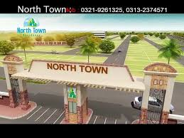 North town residency karachi booking starts for Saima villas 4k chowrangi