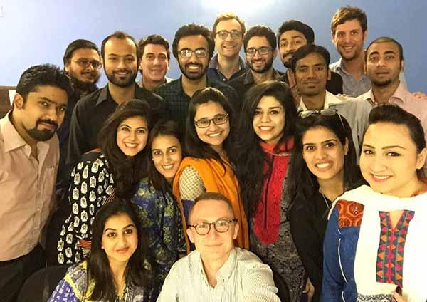 Team Jovago Pakistan