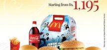 McDonalds Share Box
