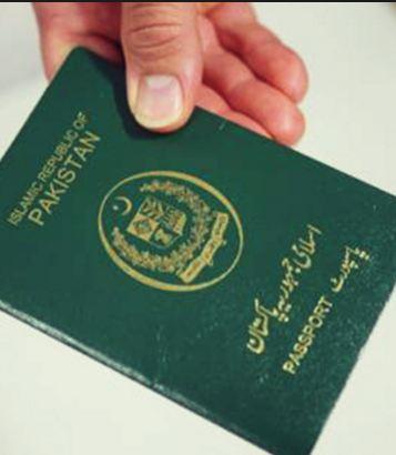 how to get pakistani passport