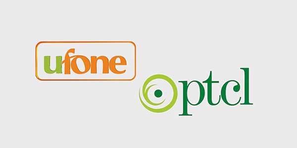 Ufone PTCL Logo