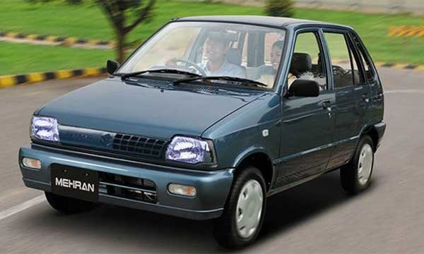 Exclusive Suzuki To Launch Mehran With New Design In 2019