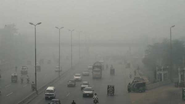 lahore pollution