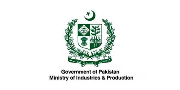 Ministry of Industries logo