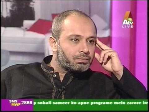 Pakistani TV Host