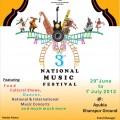 National Music Festival KP