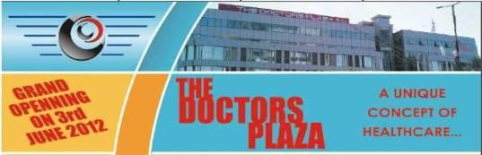 Grand Opening Doctors Plaza