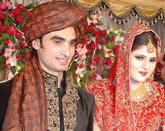 Imran Nazir wedding