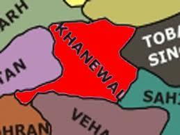 khanewal car accident 3rd july