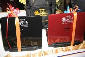 laptop distribution in KPK