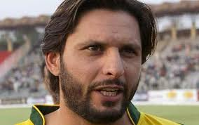 shahid afridi on express news