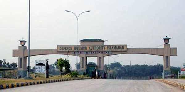 dha-islamabad gate