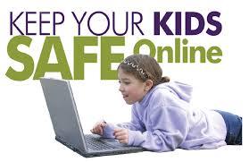 keep kids safe online.