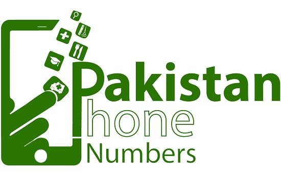 pakistan numbers