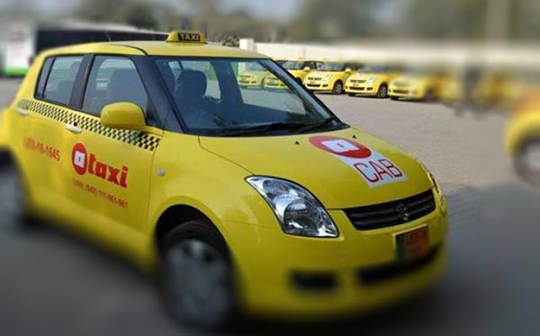 A Texi launched in lahore