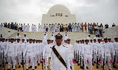 Pakistani-navy-cadets