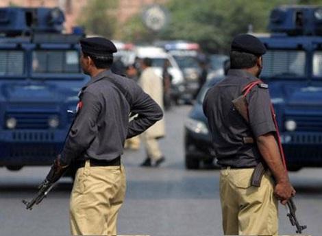 police karachi pakistan