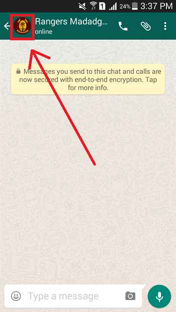Rangers WhatsApp Number & Fake Screen Shots