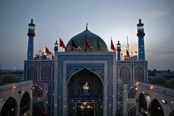 shrine sehwan