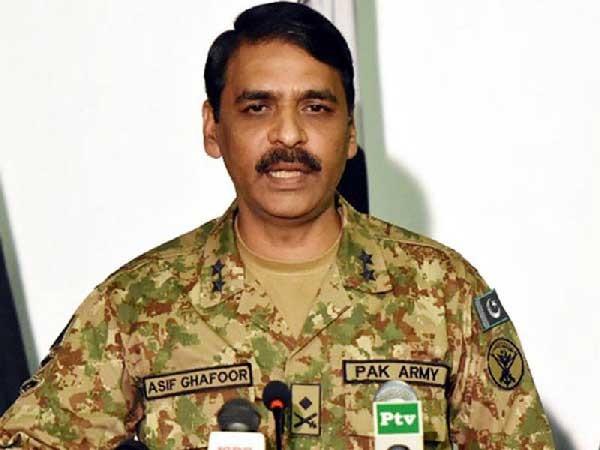 General Asif Ghafoor